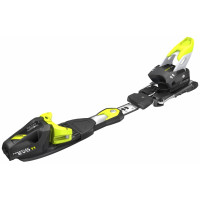 Kрепление гл FREEFLEX EVO 11 BRAKE 85 [D] (black/white/flash yellow