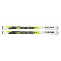 Комплект WC Rebels iShape Pro LYT-PR + PR 11 GW BRAKE 78 [G] (313400+100789) (горные лыжи+крепления гл) black/neon yellow