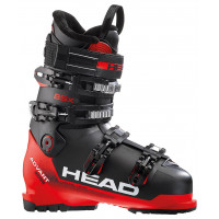 Ботинки ADVANT EDGE 85 X (2020) black-red