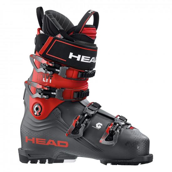 Ботинки NEXO LYT 110 (2020) anthr./red